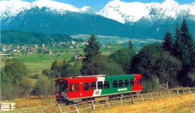 Taurachbahn hat großes Potenzial!