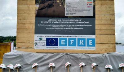 Spatenstich zum Radboulevard: Voitsberg errichtet einen modernen Leuchtturm der Mobilitätswende