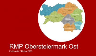 Regionaler Mobilitätsplan Obersteiermark Ost